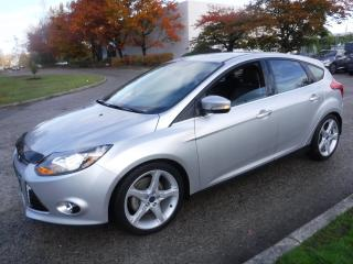 Used 2014 Ford Focus Titanium Hatch for sale in Burnaby, BC