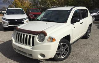 Used 2009 Jeep Compass 4X4/LOOKS & DRIVES AMAZING/ONLY 89000 KMS!!! for sale in Hamilton, ON