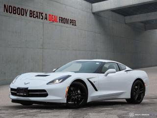 Used 2019 Chevrolet Corvette Stingray*Mulan Leather*Apple Carplay*Bose*Clean* for sale in Mississauga, ON