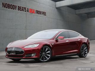 Used 2012 Tesla Model S 85 Signature, 4G LTE,21Whls, Roof, Hatch, 80AMP,EV for sale in Mississauga, ON