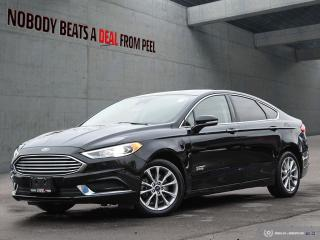Used 2018 Ford Fusion Energi SE Luxury, Driver Assist Package, Roof, EV for sale in Mississauga, ON