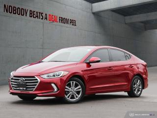 Used 2017 Hyundai Elantra GL*Cam*Heated Seats*Apple Carplay*Clean* for sale in Mississauga, ON