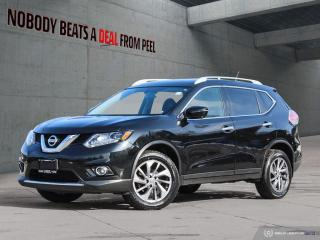 Used 2016 Nissan Rogue SL Premium*Bose Audio*Aroundview*Pwr Gate* for sale in Mississauga, ON