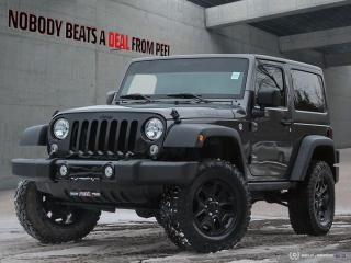 Used 2016 Jeep Wrangler Sport*Willys*New Brakes*Alpine*Subwoofer* for sale in Mississauga, ON