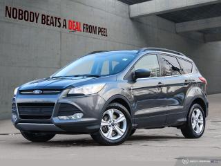 Used 2015 Ford Escape SE*New Brakes*Cam*Rem Start* for sale in Mississauga, ON