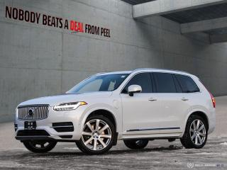 Used 2017 Volvo XC90 Hybrid T8 Phev Inscription*Momentum Elite Pkg*21Whls*EV for sale in Mississauga, ON
