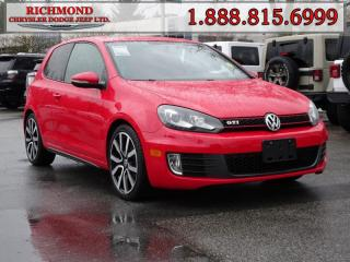 Used 2013 Volkswagen Golf GTI 3-Door (M6) for sale in Richmond, BC