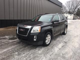 Used 2011 GMC Terrain SLT-1 for sale in Edmonton, AB