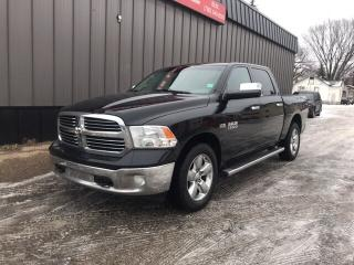 Used 2015 RAM 1500 SLT for sale in Edmonton, AB