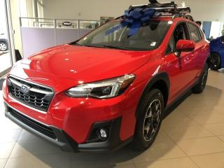 New 2020 Subaru XV Crosstrek Sport CVT for sale in North Vancouver, BC