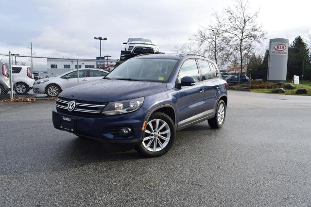 2012 Volkswagen Tiguan S/SE/SEL LEATHER/ROOF/PL/PW