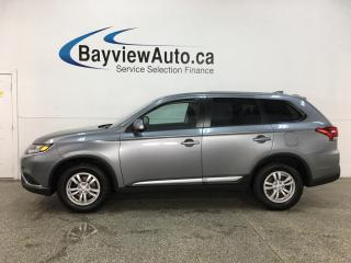Used 2019 Mitsubishi Outlander ES - AWC! HTD SEATS! REVERSE CAM! ALLOYS! PWR GROUP! for sale in Belleville, ON