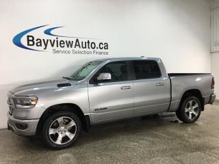Used 2019 RAM 1500 Sport - 4X4! HTD/COOLED LTHR! PANOROOF! ALLOYS! + MORE! for sale in Belleville, ON