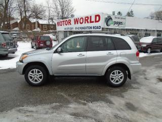 Used 2002 Toyota RAV4 for sale in Scarborough, ON