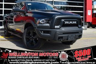Used 2019 RAM 1500 Classic Warlock | Power Sunroof | Crew Cab ... for sale in Guelph, ON