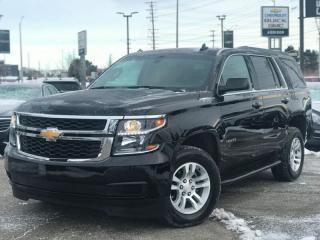 Used 2019 Chevrolet Tahoe LS HEATED LEATHER|REMOTE START|8 PASS| for sale in Mississauga, ON