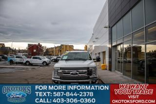 Used 2017 Ford F-350 Lariat Ultimate Package, Chrome Package, FX4 Off Road Package, Spray In Liner for sale in Okotoks, AB