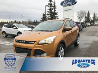 Used 2016 Ford Escape SE Remote Keyless Entry - Air Conditioning for sale in Calgary, AB