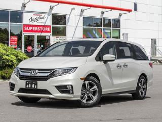 New 2020 Honda Odyssey EX for sale in Port Moody, BC