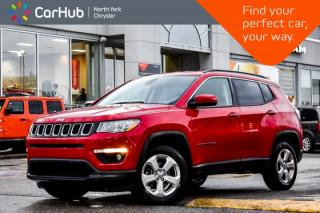 Used 2018 Jeep Compass North|SiriusXM||Bluetooth|HeatMirrors/FrntSeats/Steering|Nav|AuxPorts for sale in Thornhill, ON