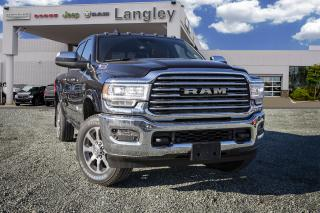 New 2019 RAM 3500 Laramie Longhorn for sale in Surrey, BC