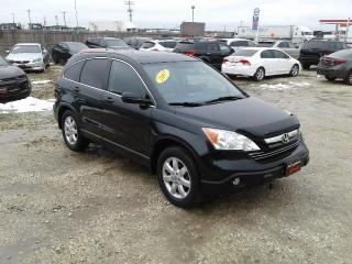 Used 2007 Honda CR-V EX-L for sale in Oak Bluff, MB