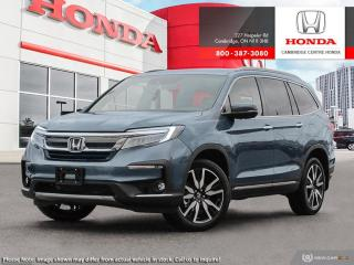 New 2020 Honda Pilot Touring 7P TOURING for sale in Cambridge, ON