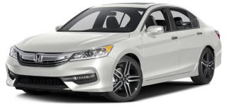 Used 2016 Honda Accord Sport for sale in Cambridge, ON