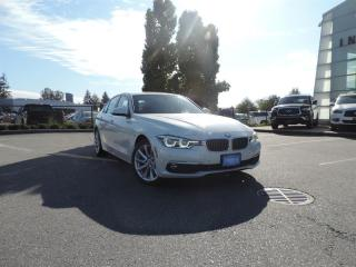 Used 2016 BMW 328i xDrive Sedan Luxury Line Local - Low KMS for sale in Langley, BC