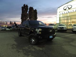 Used 2017 Ford F-150 4x4 - Supercrew XLT - 145