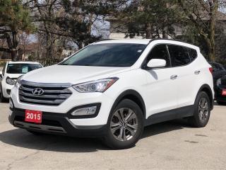 Used 2015 Hyundai Santa Fe Sport SPORT   BLUETOOTH   BACKUP CAM   HEATED SEATS for sale in Stoney Creek, ON