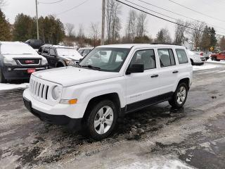 Used 2015 Jeep Patriot SPORT for sale in Madoc, ON