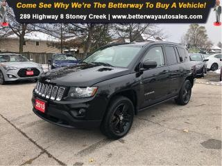 Used 2015 Jeep Compass NORTH for sale in Stoney Creek, ON