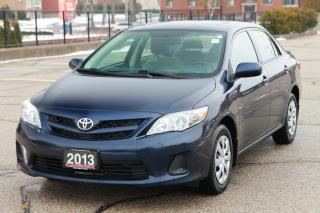 Used 2013 Toyota Corolla LE CERTIFIED for sale in Waterloo, ON