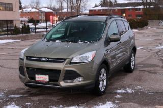 Used 2013 Ford Escape SE NAVI | Back-Up Camera | Sunroof | Leather for sale in Waterloo, ON