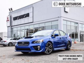 Used 2017 Subaru WRX for sale in Mississauga, ON