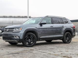 Used 2018 Volkswagen Atlas for sale in Toronto, ON