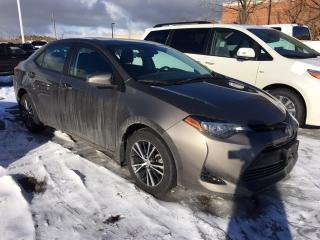 Used 2018 Toyota Corolla LE - BLUETOOTH HEATED SEATS BACKUP CAMERA ALLOYS for sale in Ancaster, ON