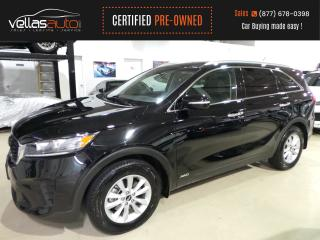Used 2019 Kia Sorento 2.4L LX LX| AWD| APPLE CARPLAY| HEATED SEATS for sale in Vaughan, ON