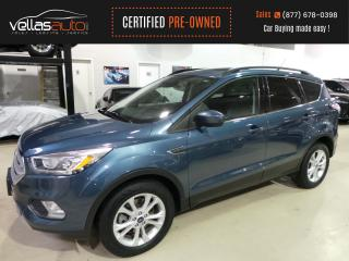 Used 2018 Ford Escape SEL AWD| ECOBOOST| NAVI| PANO ROOF for sale in Vaughan, ON