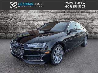 Used 2019 Audi A4 45 Komfort for sale in Woodbridge, ON