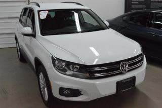 Used 2016 Volkswagen Tiguan Special Edition 2.0T 6sp at w/Tip 4M |NO ACCIDENTS!| for sale in Richmond, BC