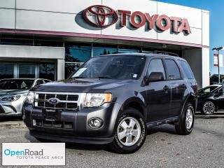 Used 2011 Ford Escape XLT 4D Utility 4WD Excellent Condition! for sale in Surrey, BC