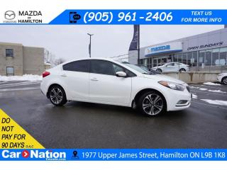 Used 2016 Kia Forte EX | HEATED SEATS | XM RADIO | REAR CAM | ALLOYS for sale in Hamilton, ON