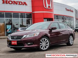 Used 2015 Honda Accord Touring for sale in Milton, ON