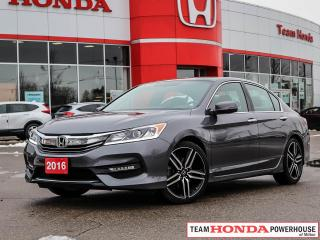 Used 2016 Honda Accord Sport for sale in Milton, ON