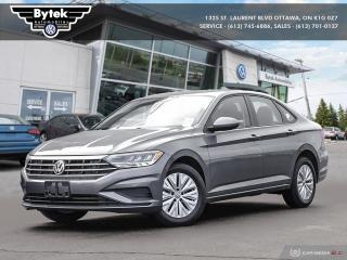 Used 2019 Volkswagen Jetta Comfortline 1.4t 8sp at w/Tip for sale in Ottawa, ON