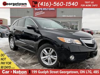 Used 2013 Acura RDX Tech Pkg | AWD | LEATHER | ROOF |NAVI |BU CAM| B/T for sale in Georgetown, ON