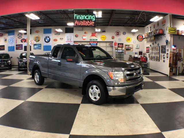 2013 Ford F-150 AUTO 4WD BLUETOOTH POWER SEAT