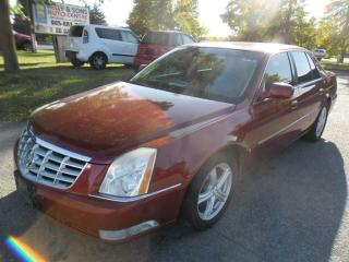 """Used 2008 Cadillac DTS """"Holy COW"""" **clean NO ACCIDENTS+FREE 6M warranty** for sale in Ajax, ON"""
